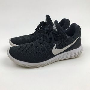 Nike Lunarepic Low Flyknit 2 Anthracite Shoes 10
